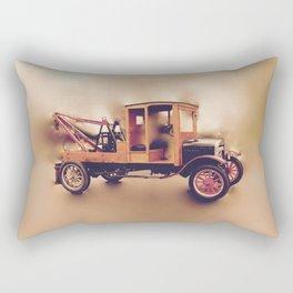Vintage Model T Wrecker Rectangular Pillow