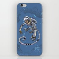Astro Zodiac Force 09: Monkey iPhone & iPod Skin
