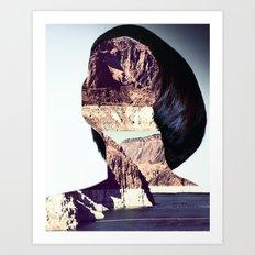 Haircut 10 Art Print