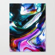 Stratum Sublimation  Canvas Print