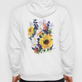 Sunflower Bouquet Hoody