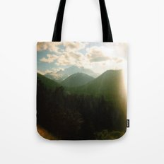 rainier . holga Tote Bag