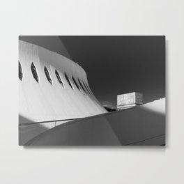 Le Havre | Oscar Niemeyer Metal Print