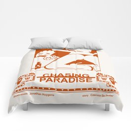 CHASING PARADISE CH1 Comforters