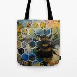 Bee Kind to One Another Tote Bag