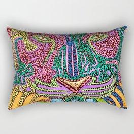 Tyger Tyger Rectangular Pillow