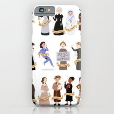 Women in History iPhone 6 Slim Case