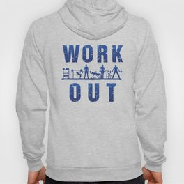 Work Out Hoody