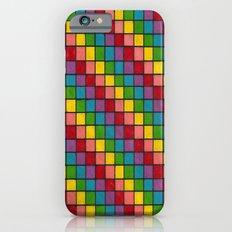 rainbow board iPhone 6s Slim Case