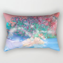 Spirit of Life Rectangular Pillow