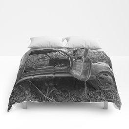 Old Chevy Truck II Comforters