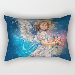 Guardian Angel Rectangular Pillow