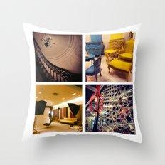 Love Design, Interiors Throw Pillow