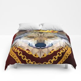 The King of Wolves Comforters