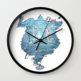 Life is Strange Wall Clock