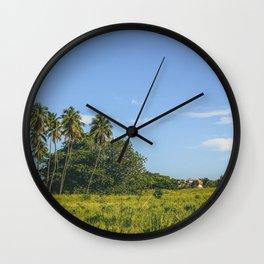 Rincon, Puerto Rico Wall Clock