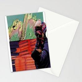 Brick Baby Stationery Cards