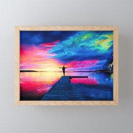 Your Belief Framed Mini Art Print