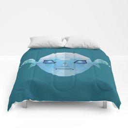 Majoras Mask Zora Comforters