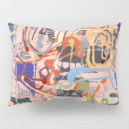 Shamanic Painting 02 Pillow Sham