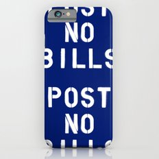 POST NO BILLS Slim Case iPhone 6s
