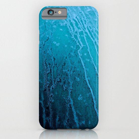 Frozen Lines iPhone & iPod Case