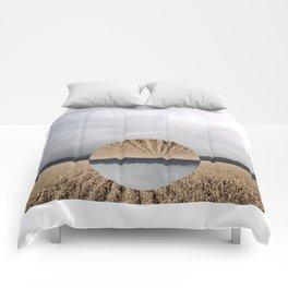 Midwest Autumn Horizon - Flip Comforters