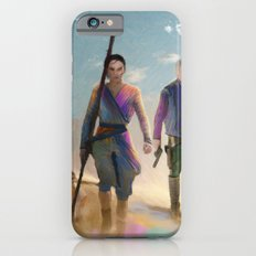 Rey and BB8 Slim Case iPhone 6s