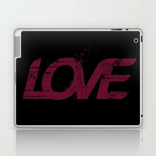 Distressed Laptop & iPad Skin