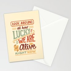 Look Around Stationery Cards