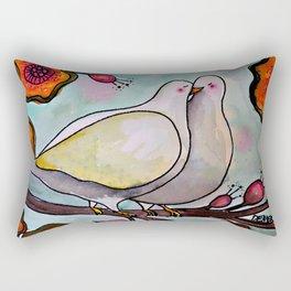 le temps des cerises Rectangular Pillow