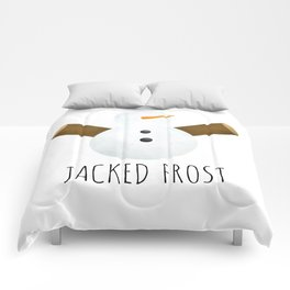 Jacked Frost Comforters