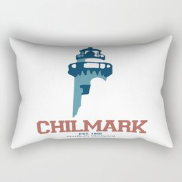 Martha's Vineyard, Chilmark Rectangular Pillow