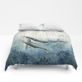 The Voyage Home Comforters