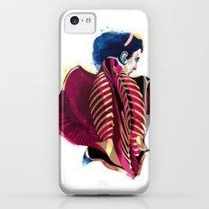 Anatomy 07a iPhone 5c Slim Case
