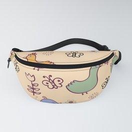 Cute Pattern #3 Fanny Pack