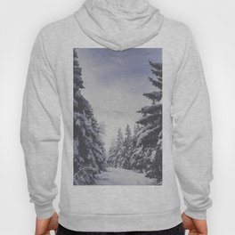 It's gonna clear up - Landscape and Nature Photography Hoody
