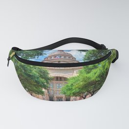 Texas State Capital Fanny Pack