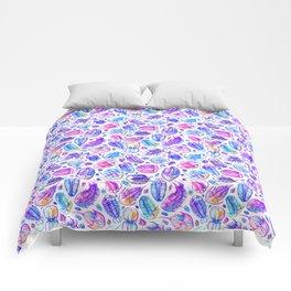 Vibrant Trilobita Comforters