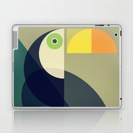 Mid Century Toucan Laptop & iPad Skin