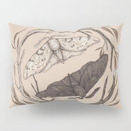 Peppered Moths Pillow Sham