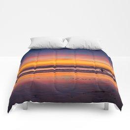 Vibrant Sky Comforters