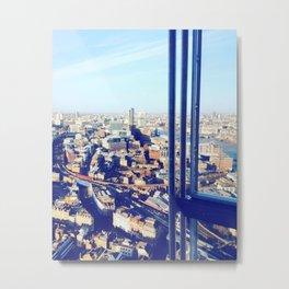 View of London Metal Print