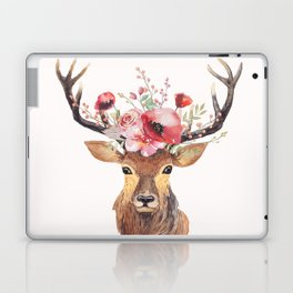 Bohemian Deer Laptop & iPad Skin