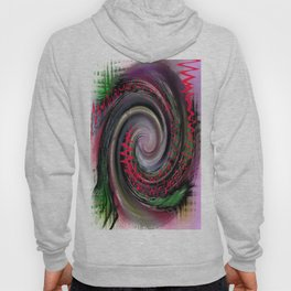 Swirls of music Hoody