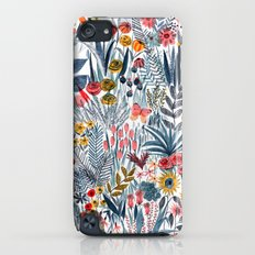 Flowers Slim Case iPod touch