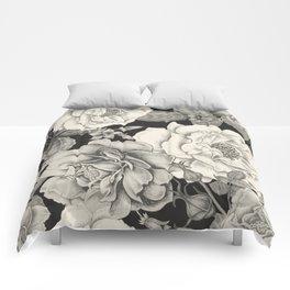 NATURE IN SEPIA Comforters