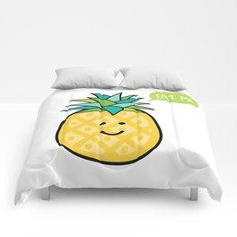 Cute Pinapple Comforters