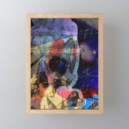 Saint Paul's Crossbones Framed Mini Art Print