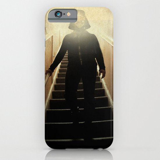 Stairway to the dark side _ vader descending  iPhone & iPod Case